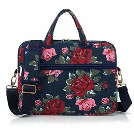 Tas Laptop Ultra Portable Canvas / Over The Shoulder Tas Laptop Untuk Wanita